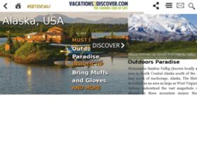 alaska.vacations2discover.com