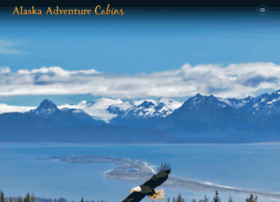 alaskaadventurecabins.com