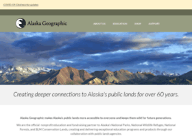 alaskageographic.org
