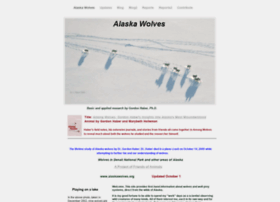 alaskawolves.org