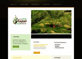 alawnehagriculture.com