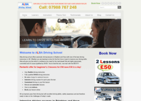 Albadrivingschool.co.uk