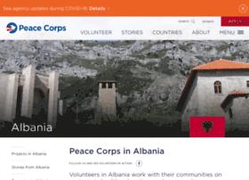 albania.peacecorps.gov