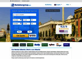 albania.rentalcargroup.com