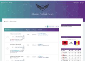 albanianfootballforum.com
