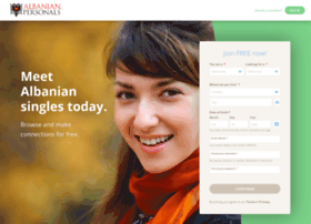 albanianpersonals.com
