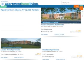 albany.apartmenthomeliving.com