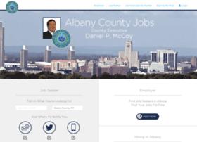 albany.tweetmyjobs.com