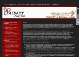 albanyanalytical.com