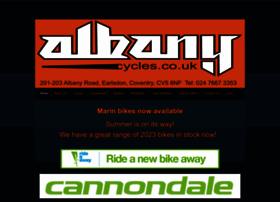 albanycycles.co.uk