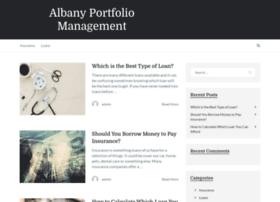 albanyportfoliomanagement.co.uk