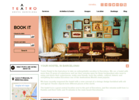 albareda-youthhostel.com
