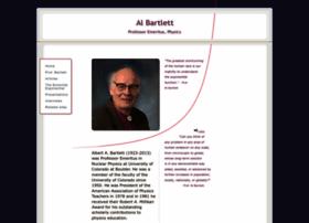 albartlett.org