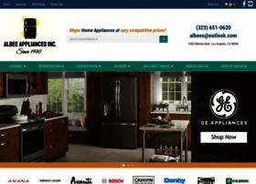albeeappliances.com