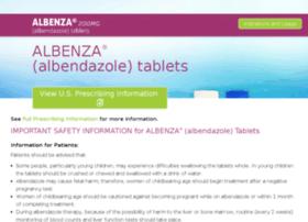 albenza.com