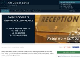 albergo-alla-valle-banne.h-rez.com