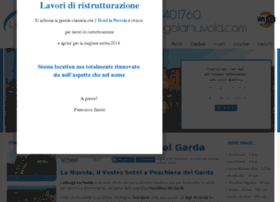 albergolanuvola.com