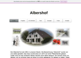 albershof.de