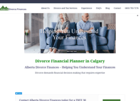 albertadivorcefinances.com