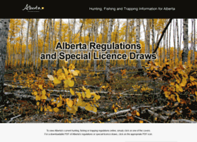 albertaregulations.ca