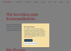albertbauer.com