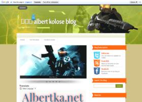albertkolose.blogspot.com