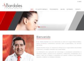 albertobardales.com