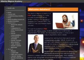 albertusmagnusacademy.org