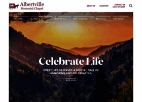 albertvillememorialchapel.com