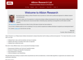 albionresearch.com