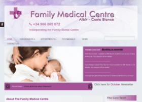 albirfamilymedicalcentre.com