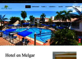 alboradahotel.com