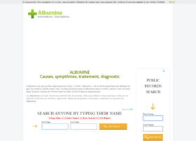 albumine.info