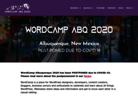 albuquerque.wordcamp.org
