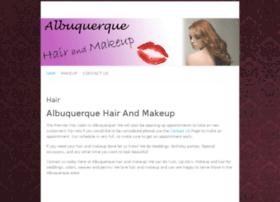 albuquerquehairandmakeup.com