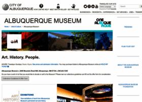 albuquerquemuseum.com