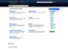 albury.chaosads-australia.com