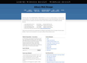 alburyweb.com