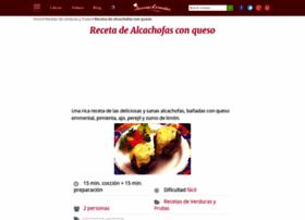 alcachofas.recetascomidas.com