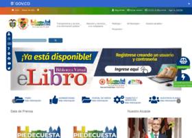 alcaldiadepiedecuesta.gov.co