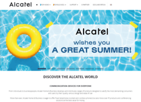 alcatel-home.com