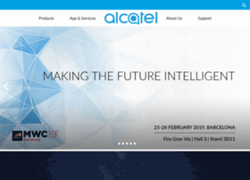 alcatel-mobilephones.com