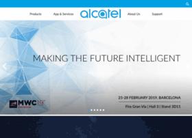 alcatel-mobilephones.com