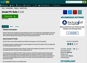alcatel-pc-suite.soft112.com