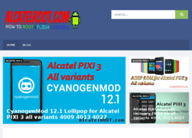 alcatelroot.com