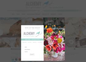 alchemyfineevents.com