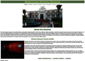 alchemymuseum.info