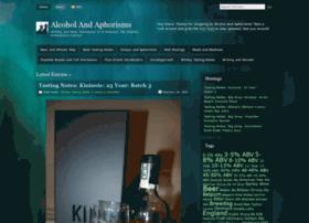 alcoholandaphorisms.wordpress.com