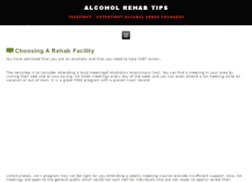 alcoholrehabtips.net