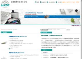 alcormicro.com.tw